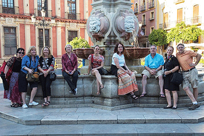 sevilla-group-by-fountain-from-ken