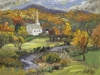 Autumn in Stowe