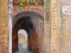 Tunnel of Light, Siena