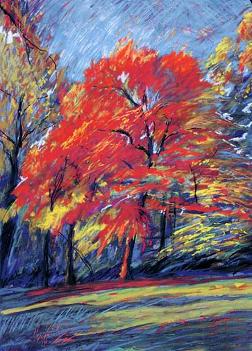 the-red-tree-niki-gulley-pastel-large
