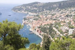 villefranche niki gulley scott williams french riviera art trek