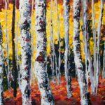 Fall-Jamboree-niki-gulley-oil-painting-36x60