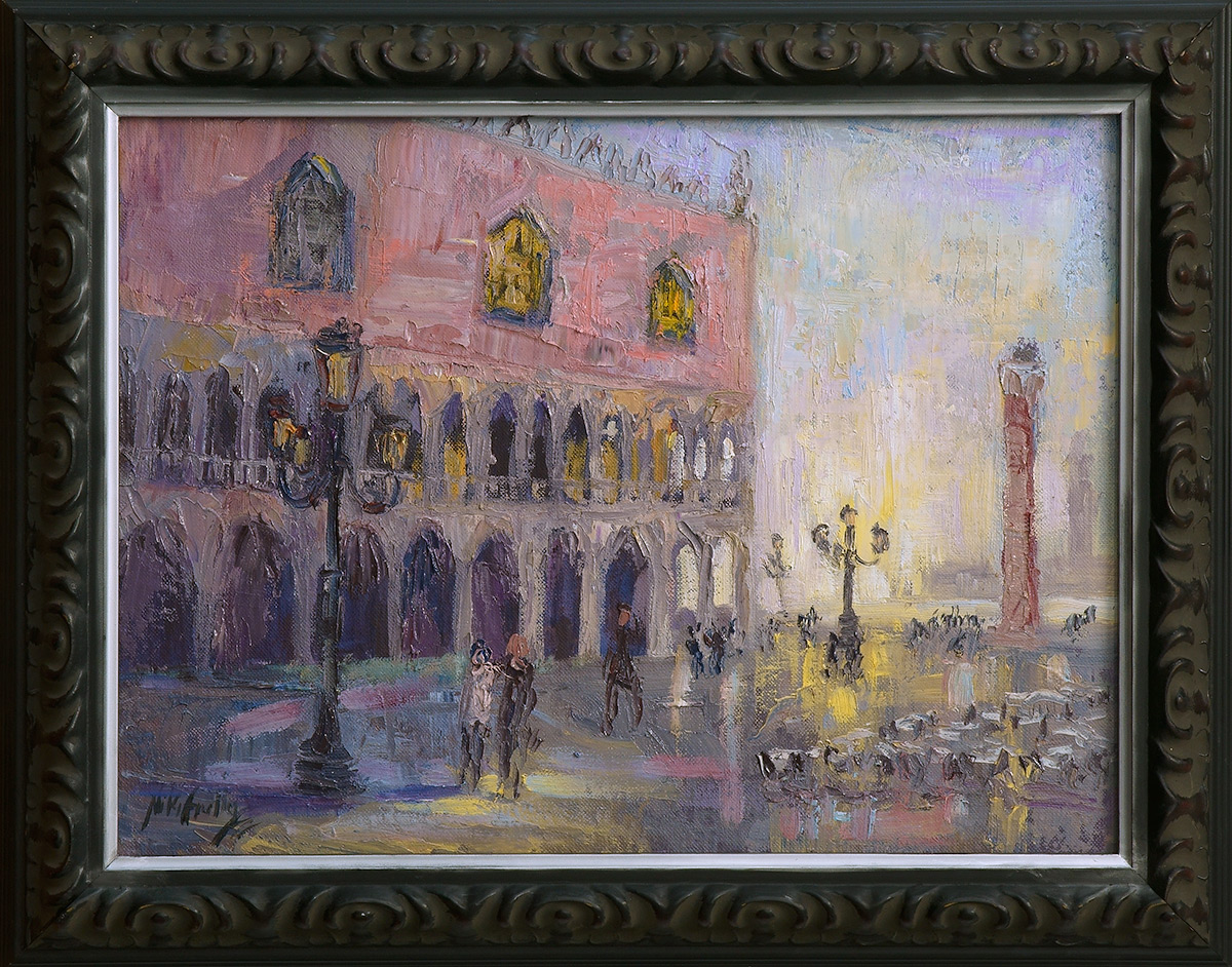 Italy, contemporary impressionist, daily painting, dallas texas artist, travel art, Niki Gulley paintings