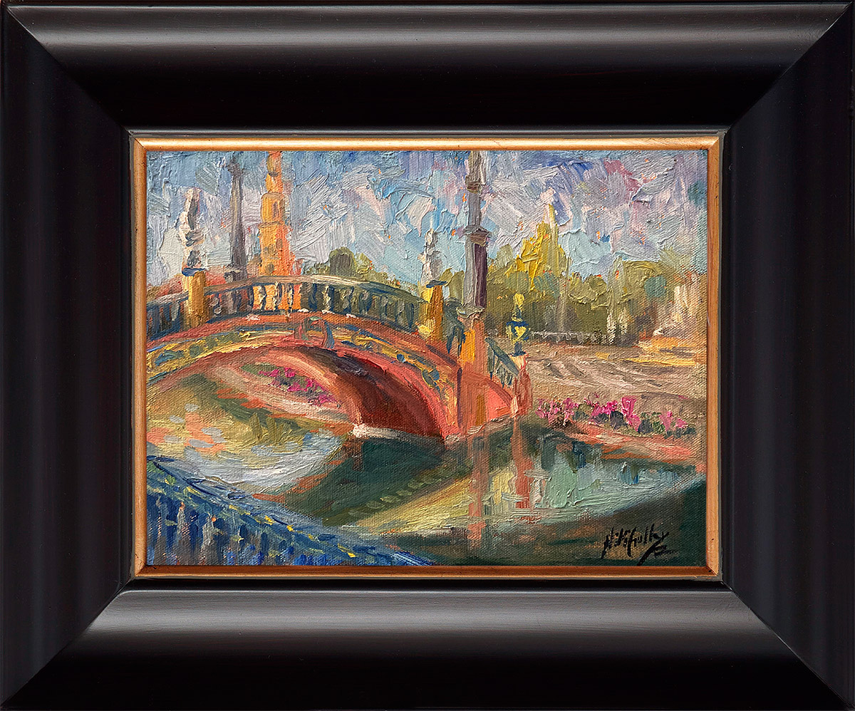 spain, contemporary impressionist,  dallas texas artist, travel art, Niki Gulley paintings