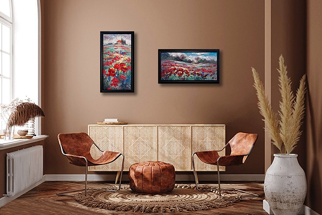 Texas, contemporary impressionist, poppy, dallas texas artist, Niki Gulley paintingsTexas, contemporary impressionist, poppy, dallas texas artist, Niki Gulley paintings